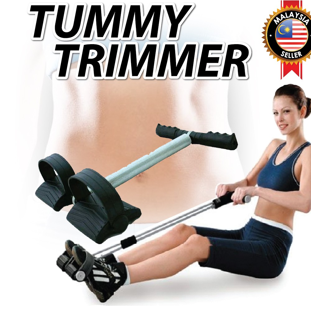 f90ce265299 Tummy Trimmer Exercise Waist Abs Workout UNISEX Fitness Equipment Gym