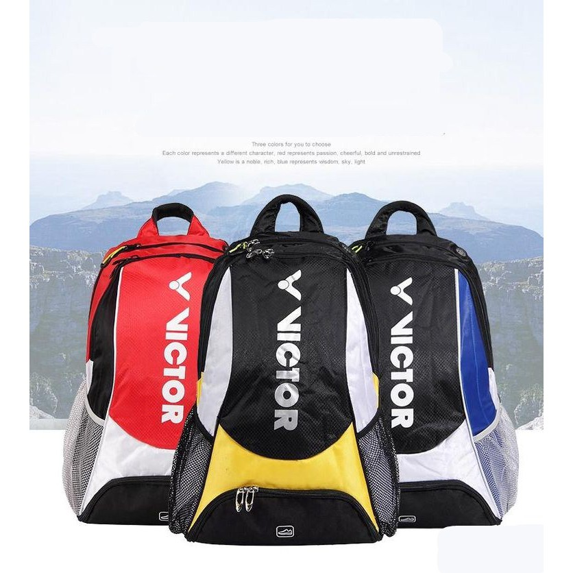 Sports Bags Badminton Racket Bag For 6 Pieces Racquet Backpack Tennis Bag  ed2fab07601d8