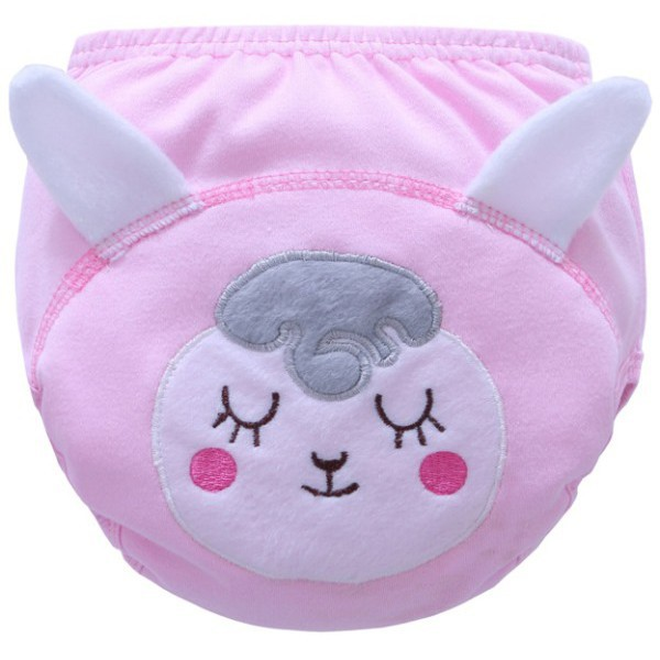 3D design 3 Layer Waterproof Training Potty Pants For Baby to Toddler