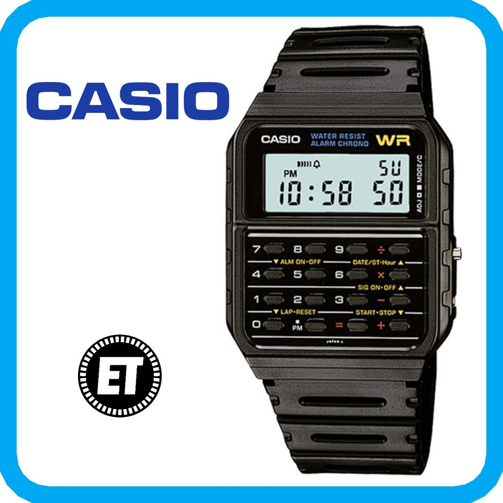 Ae 1000w 1b Casio Original Mens Digital Sport Watch 2 Years Jam Tangan Standard 1200wh 1bv Warranty Shopee Malaysia