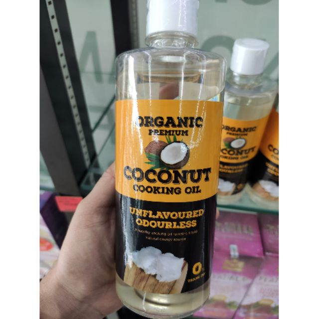Organic Premium Coconut Oil 250 ML
