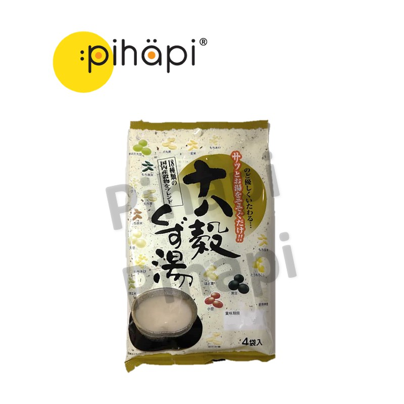 [IMPORTED FROM JAPAN] 72g Japanese Barley with 18 Grain Drink Powder / [日本进口,现货] 日本18谷粮饮料粉