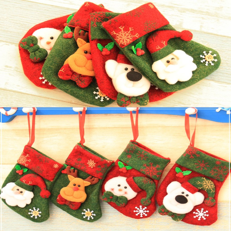6pc locomotive pendant hanging train Christmas set Decorations for Home