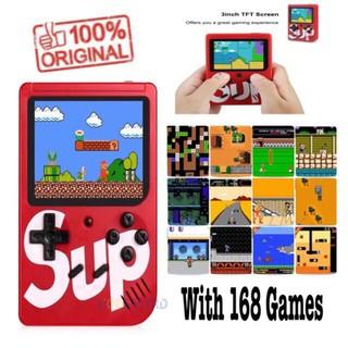 Original Brand Retro Mini Sup Gamebox Game Console Emulator Built-In