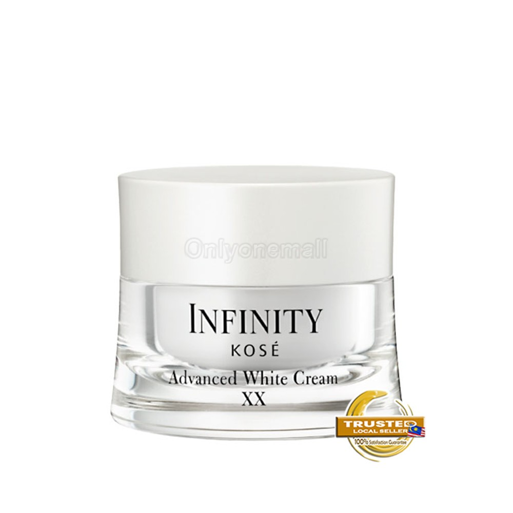 KOSE Infinity Advanced White Cream XX 40ml with Free Gift