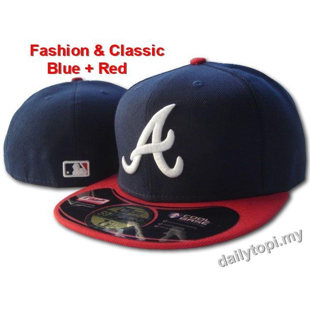 ATLANTA BRAVES//NY YANKEES NEW ERA WOMENS TWO TONE MLB 9FIFTY SNAPBACK CAP
