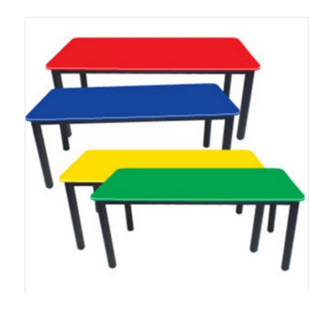Premium rectangular Study/Kindergarden Table for Kids
