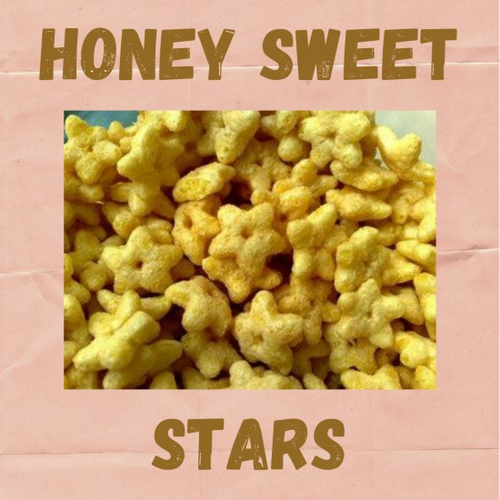 Meals - Sweet Honey Stars - Cereals