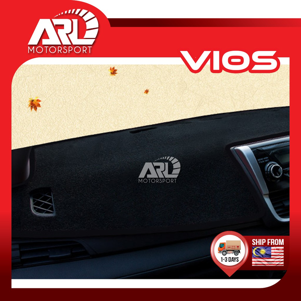 Toyota Vios (2013-2018) NCP150 Dashboard Carpet Cover Car Auto Acccessories ARL Motorsport