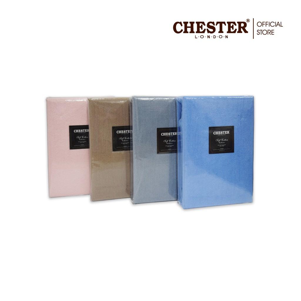 Chester London 100% Cotton Blanket / Selimut