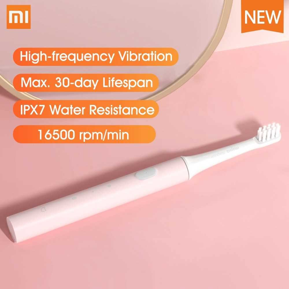 Xiaomi Mijia T100 Sonic Electric Toothbrush Adult Ultrasonic Automatic Toothbrush USB Rechargeable Waterproof Gum Healt