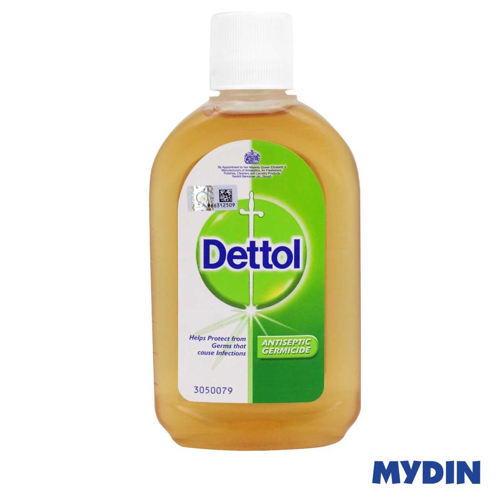 Dettol Antiseptic Germicide Liquid (125ml)
