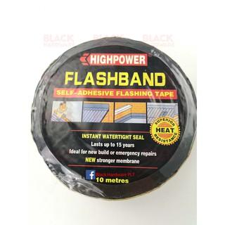 10M Flashband TAPE Self Adhesive Flashing Tape 50MM X 1 5MM