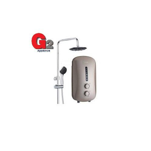MIDEA MWH 38U3-RS-GR WATER HEATER WITH DC PUMP