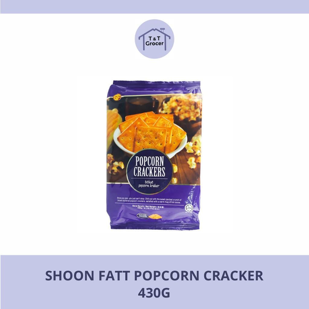 Shoon Fatt Popcorn Cracker 430g <Wholesale