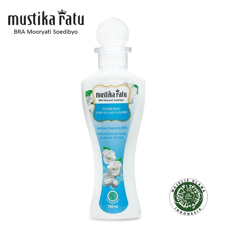 Mustika Ratu Pembersih Sari Sekar Gambir For Normal & Dry Skin (150ml)