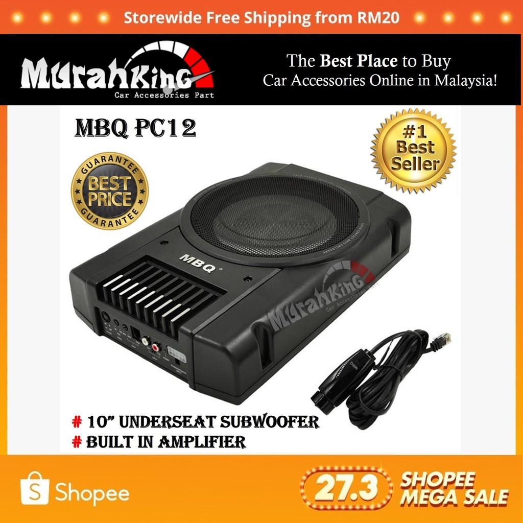 MBQ Underseat 10