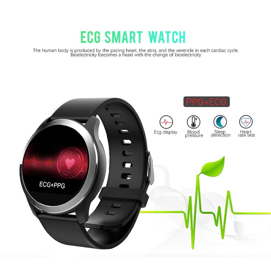 Z03 ECG PPG Smart Watch IP68 Waterproof Smartwatch   Shopee Malaysia