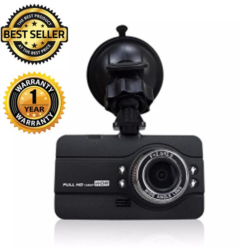 กล้องติดหน้ารถ GXS Full HD CARDVR 1080P WDR รุ่น Q88 ( ส