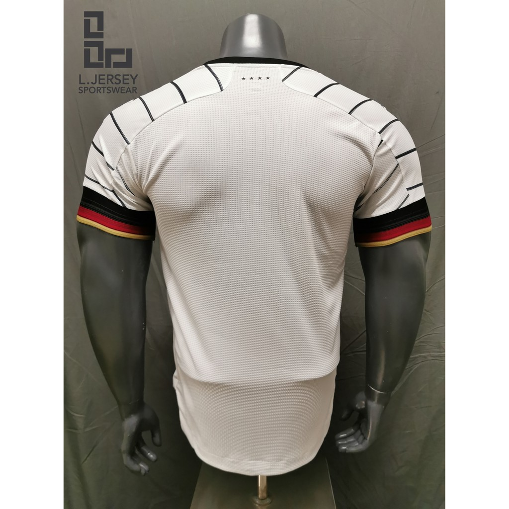 Germany Men Home Euro Cup Season 20/21 CLIMACHILL Player Jersey