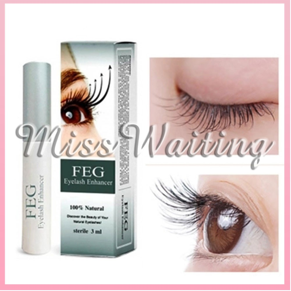 b1e0b5335d9 ProductImage. ProductImage. FEG FEG Eyelash Enhancer Eye Lash Rapid Growth  Serum Liquid ...
