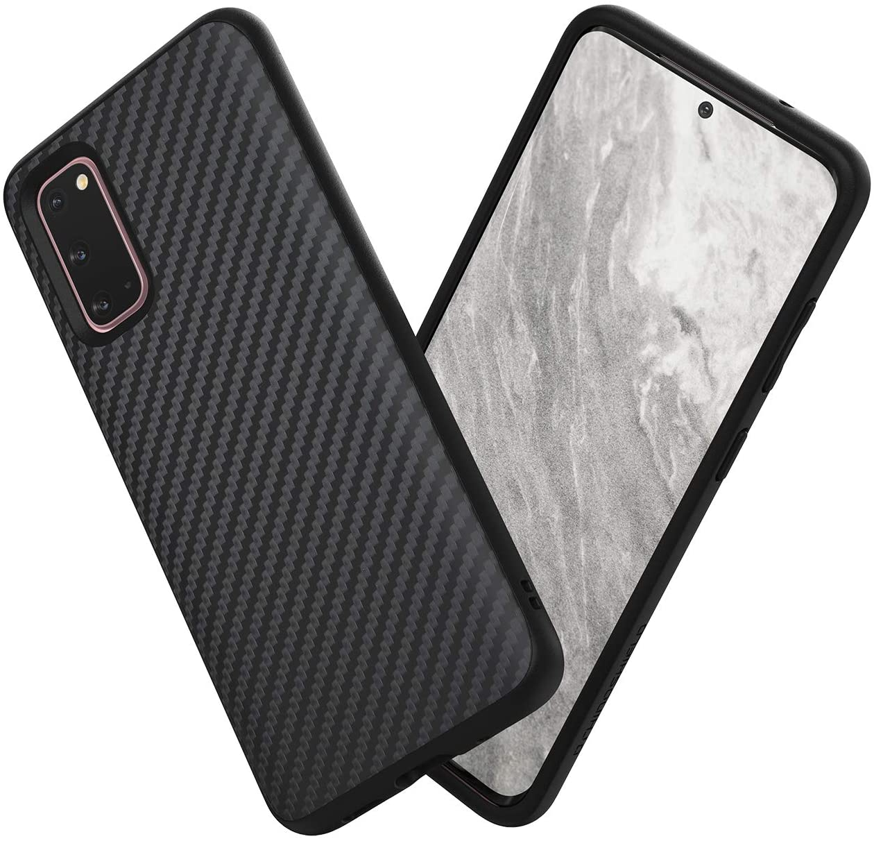 Original RhinoShield SolidSuit Galaxy S20 FE Shock Absorbent Slim Design Protective Cover [3.5M / 11ft Drop Protection]