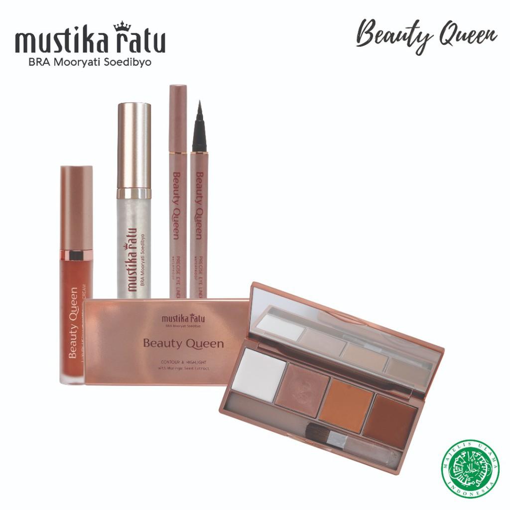 Mustika Ratu Beauty Queen Wet Make Up Look Set