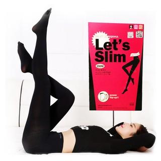 Korean Women Dress Slim Stovepipe Socks Pantyhose Pressure Slimming Leg Socks