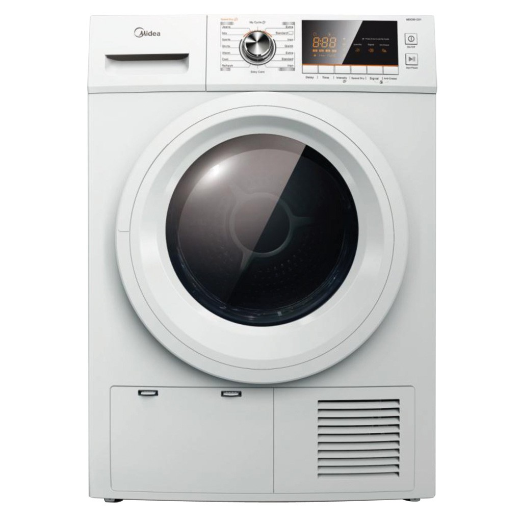 Midea 8kg Dryer with Condensing Electronic Control   MD-C8800