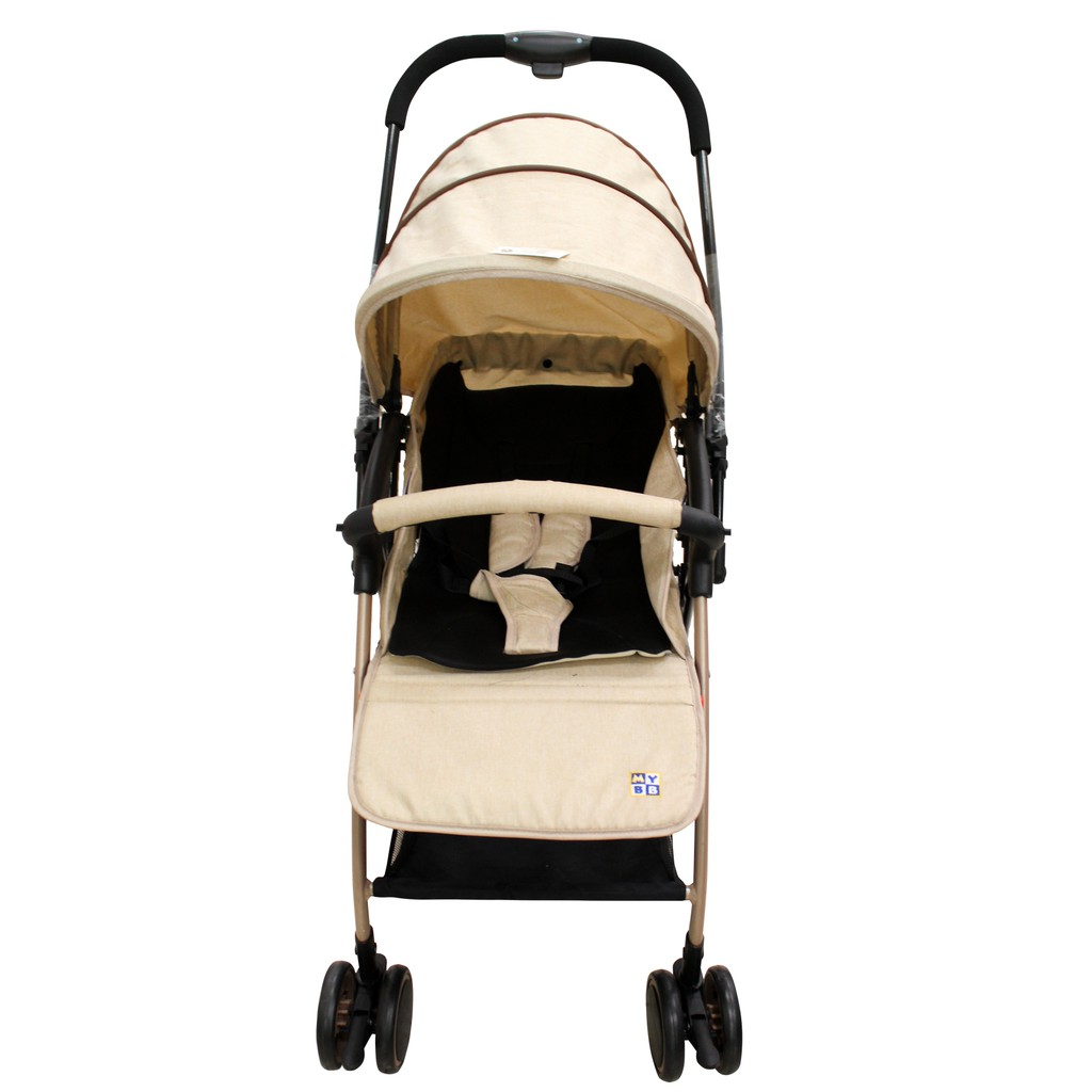 MYBB Baby Stroller - Beige 0518FLSBC03B