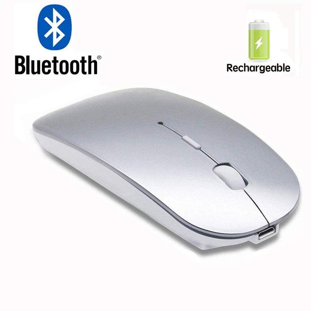 30b96394b26 Rechargeable Bluetooth 4.0 Wireless Silent Mute Mouse Ultrathin Mice    Shopee Malaysia