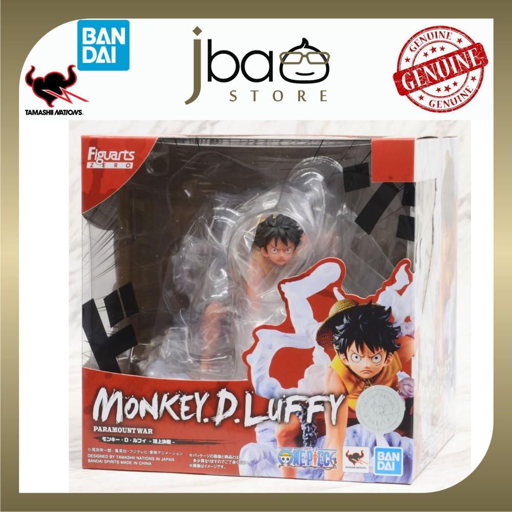 Bandai Tamashii Nations Figuarts Zero [Extra Battle] Monkey D. Luffy One Piece Summit Battle