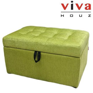 Swell Viva Houz Cabello Xl Storage Ottoman Bench Sofa Spiritservingveterans Wood Chair Design Ideas Spiritservingveteransorg
