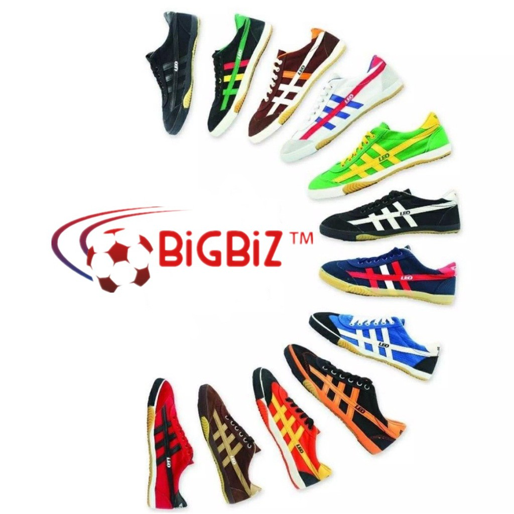 Kasut Futsal LEO F70\'s