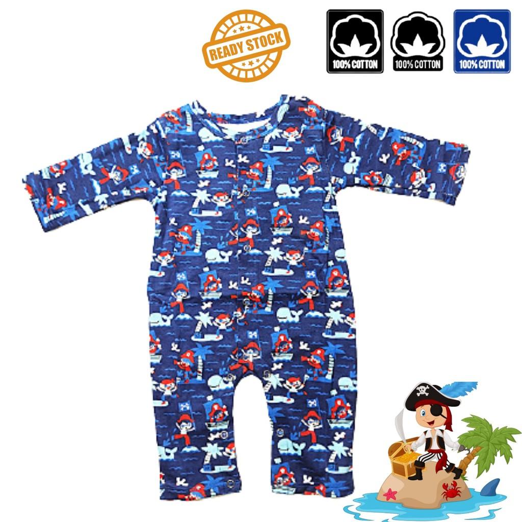 BABY SHOW Baby Jumper Boy Pirate 3-18Months