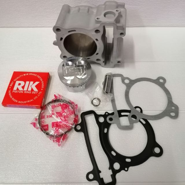 Y15ZR /LC135/FZ150I M MATE 66MM BLOCK RACING W /FORGED PISTON