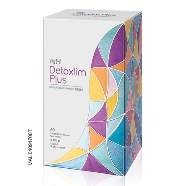 NH Detoxlim Plus Fat Burner Supplement 60's