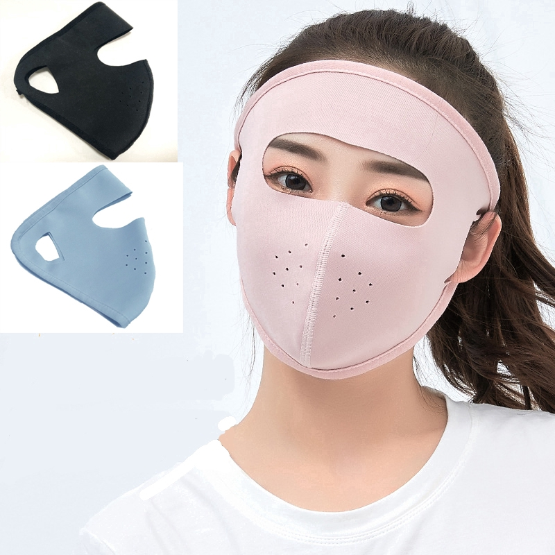 Adults // Fashion Face Wear With Korean Rhinestones Black 3 Ply