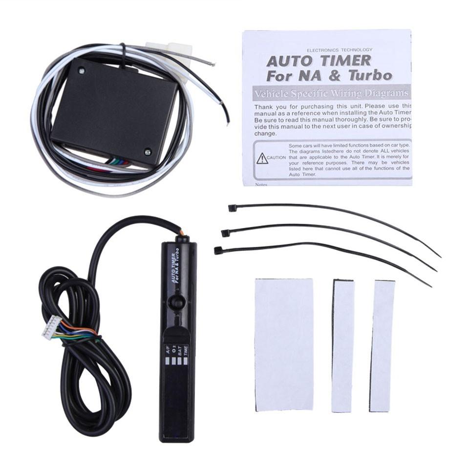 Apexi Turbo Timer Wiring