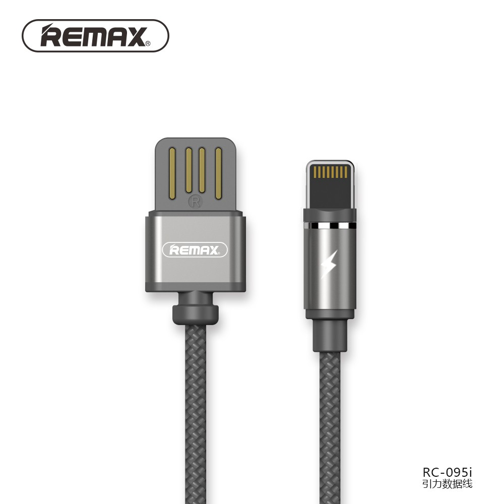 Remax Original FastCharging Type-C/MicroUSB/Lightning 1m Metal Cable Android/IOS | Shopee Malaysia