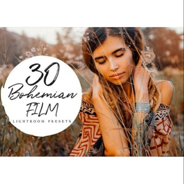 Bohemian Lightroom Preset for pc