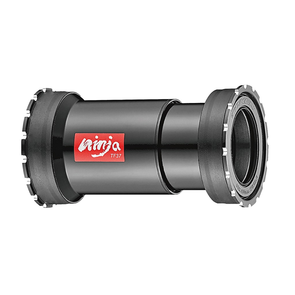 Tripeak Ceramic Bearing bottom bracket fits BB386 Frame 24mm axle Crank