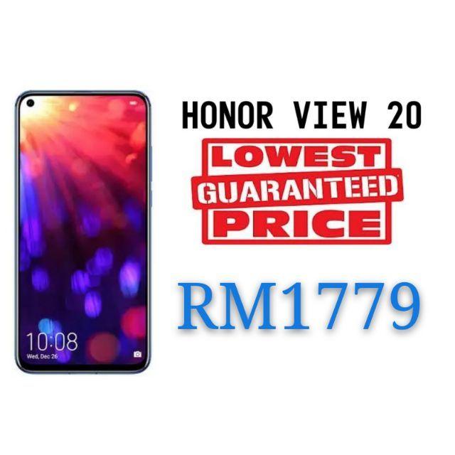 Honor View 20[6GB+128GB]
