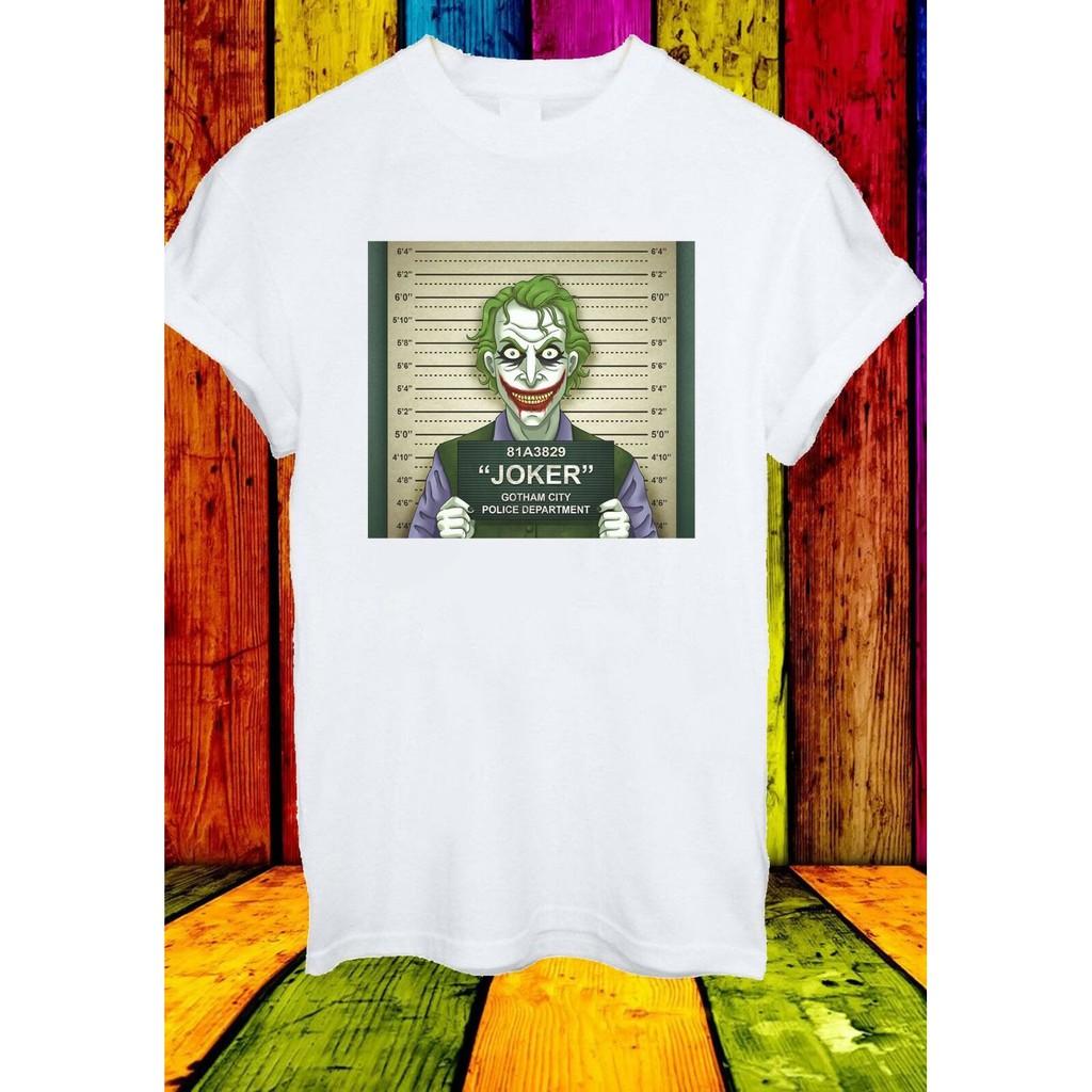 Suicide Squad Femme Joker Coloured Smile T-Shirt