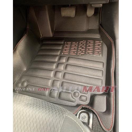 Mazda CX-3(2015-Present)  (5D OEM car carpet(Blk/Blk)(5Seater)