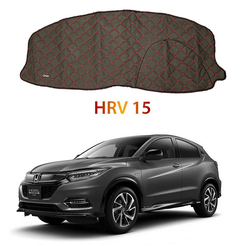 Honda HRV 15 DAD Non Slip Car Dashboard Cover