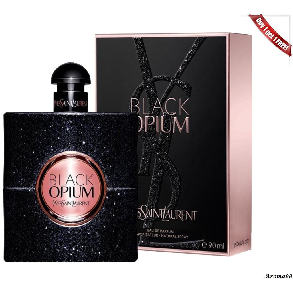 YVES SAINT LAURENT BLACK OPIUM TESTER (90ML)  6fbc5d5769