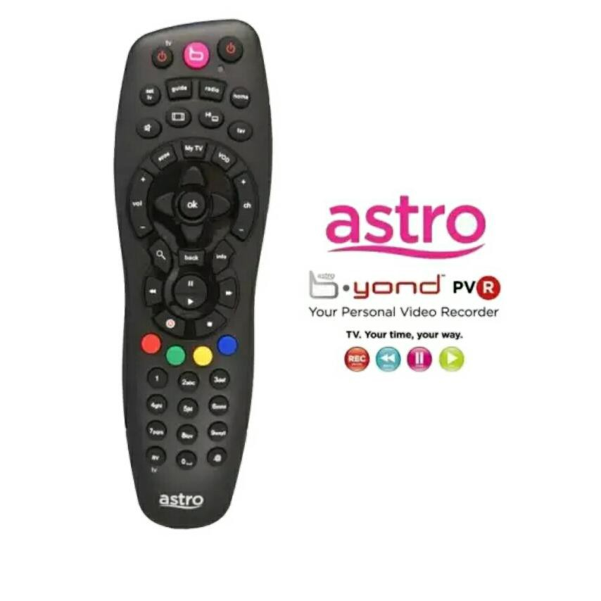 remote control astro 10in1