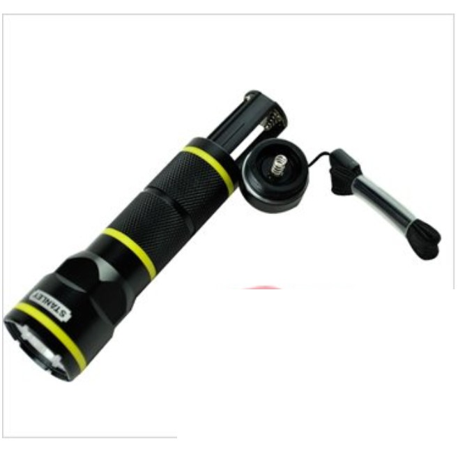STANLEY 70LUMES 3AAA 48HOURS HEAVY DUTY WORKING OUTDOOR TORCH LIGHT