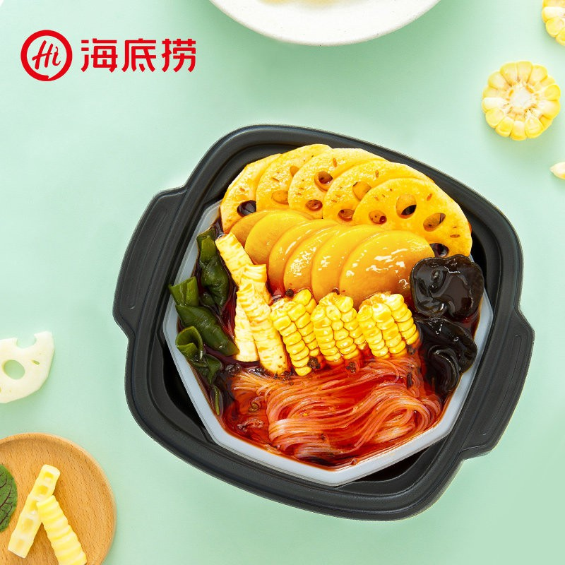 Haidilao Steamboat Spicy Vegetable 420g